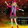 Autumn Fashion Girl