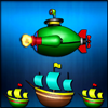 Green Submarine A Free Action Game
