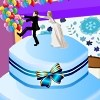 Play Wedding Cake Decoration Party