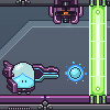 Test Subject Blue A Free Action Game