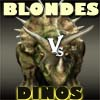 Blondes VS Dinos A Free Action Game