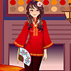 Chinese Fashion Girl Dress up game.