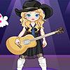 Pop Singer Dressup