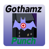 Punch as many bats as you can in 60 seconds.
