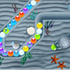 Free-Skill-Games.com presents new free online match 3 arcade game with 20 levels and a number of bonuses and bright underwater graphics for pleasant play. The turtle collects color pearls, help her to match the colors, three or more of the same color will disappear. The line is moving so do not loose time.