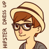 Hipster Dress Up A Free Dress-Up Game