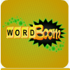 WordBoom is fun memory game.  You need to open all words from letters for a given time. On each level this time, words and numbers of on the same time open letters is different.