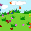Catch a Butterfly A Free Action Game