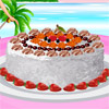 Coconut Cake Deco