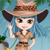 Rain Forest Style A Free Dress-Up Game