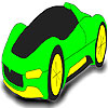 New concept car coloring