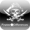 Pirates 5 Differences A Free Puzzles Game