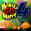 Monkey GO Happy 4 A Free Action Game