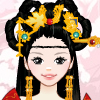 Chinese traditional costume creator A Free Dress-Up Game