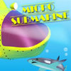 You are a little submarine that travels undersea. There are a lot of enemies living in the deep. Use arrows to rule your boat, avoid enemies and collect bonuses (additional points, health and speed up). This nice addictive action online game is vivid, colorful and free!