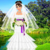 Bride Fashion Girl Dress up game.