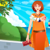 Tangerine Dream Dress Up A Free Dress-Up Game