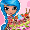 Cutie Trend-Ice Cream Cake A Free Dress-Up Game