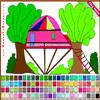 TreeHouse Coloring