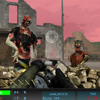Zombie invasion A Free Action Game
