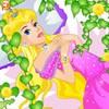 Cinderella Sleeping A Free Dress-Up Game
