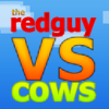 RedGuy VS Cows A Free Action Game
