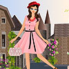 Cool Fashion Girl Dress up game.