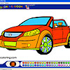 Cabrio Coloring A Free Customize Game