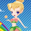 Flower Pixie A Free Dress-Up Game
