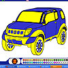 Suv Coloring