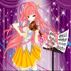 Violin Girl Dress Up A Free Dress-Up Game
