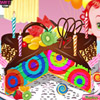 Rainbow Clown Cake A Free Other Game