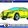 Great Car Coloring