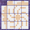 Paint by Numbers Puzzle #8 - Easy Level 15x15 Nonogram