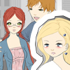 Manga Creator page.5 A Free Dress-Up Game
