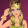 Lovely Girl Dress up game.