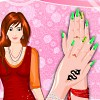 Party Nail Art A Free Customize Game