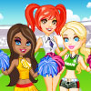 High School Cheerleader Contest A Free Dress-Up Game
