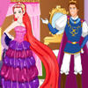 Long Hair Princess A Free Dress-Up Game