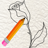 How to Draw a Rose A Free Education Game