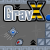 GravX A Free Action Game