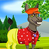 Donkey Dress up