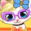 Kitten Salon A Free Dress-Up Game