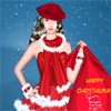 Christhumas santa dress up