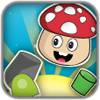 Mushroom Cannon is back! Simply move mouse to adjust the angle and power of your cannon, then click to fire the mushroom.