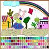 Drizzla Coloring