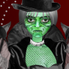 Green Witch Dressup