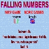 FALLING NUMBERS A Free Action Game