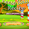 Make cheese balls recipe
