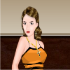 Slim Doll dressup